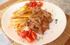 Бефстроганов из говядины классические рецепты идеально сочного и вкусного мяса с подливой