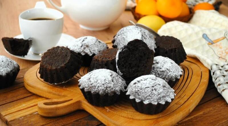Кексы на кефире в духовке — простые и вкусные рецепты пышных кексов в силиконовых формочках