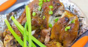 Рулька свиная запеченная в духовке 12 рецептов сочной и вкусной рульки в фольге и рукаве