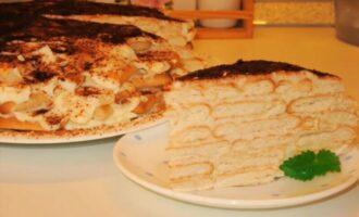 Торт из печенья без выпечки — 7 недорогих и вкусных рецептов на скорую руку