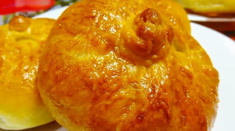 Дрожжевое тесто на кефире для духовых пирожков — очень вкусное и воздушное как пух