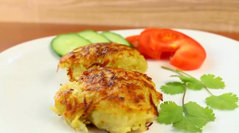 Как приготовить картофельные зразы с мясным фаршем в духовке
