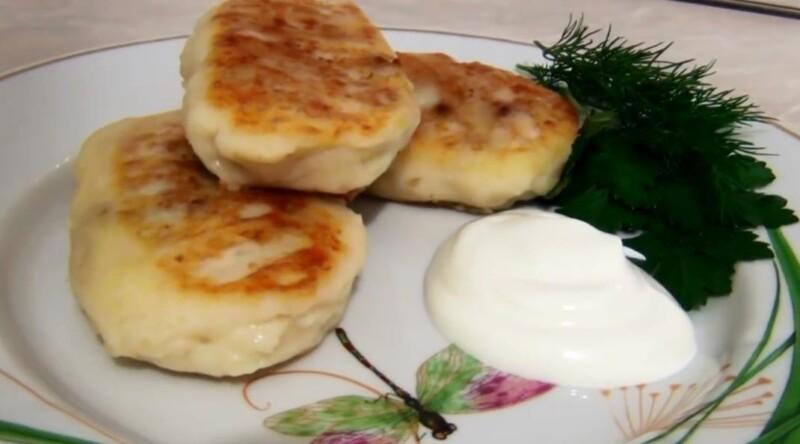 Картофельные зразы грибами и фаршем на сковороде (пошаговый рецепт приготовления)