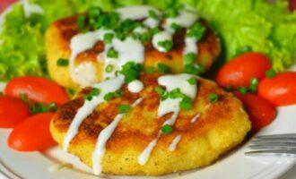 Картофельные зразы с фаршем на сковороде — лучшие рецепты приготовления с разными начинками
