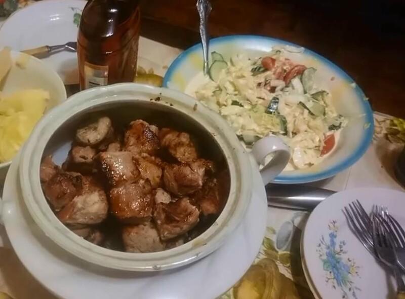 Лучший маринад для нежного и сочного шашлыка из свинины с минеральной водой