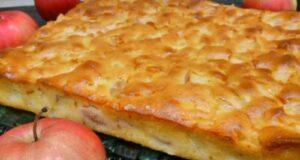 Пирог на кефире в духовке — простые, быстрые и вкусные рецепты на скорую руку