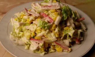 Салаты из пекинской капусты — простые и вкусные рецепты быстрых и полезных салатов