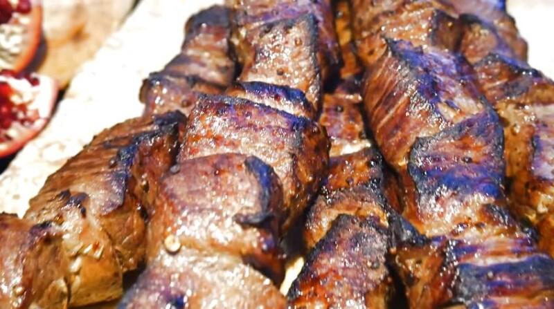 Самый настоящий рецепт шашлыка из свинины по-кавказски