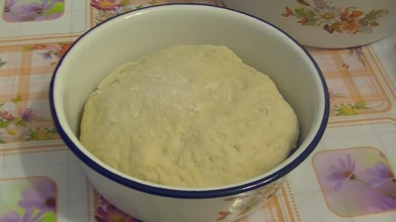 Сдобное дрожжевое тесто для пирожков самое вкусное и нежное