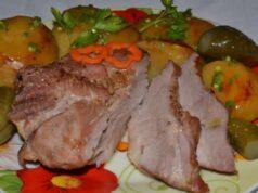 Свинина с картошкой в духовке – простые и вкусные рецепты картошки со свининой