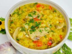 Гороховый суп по классическим рецептам как сварить вкусный суп, чтобы горох разварился в пюре