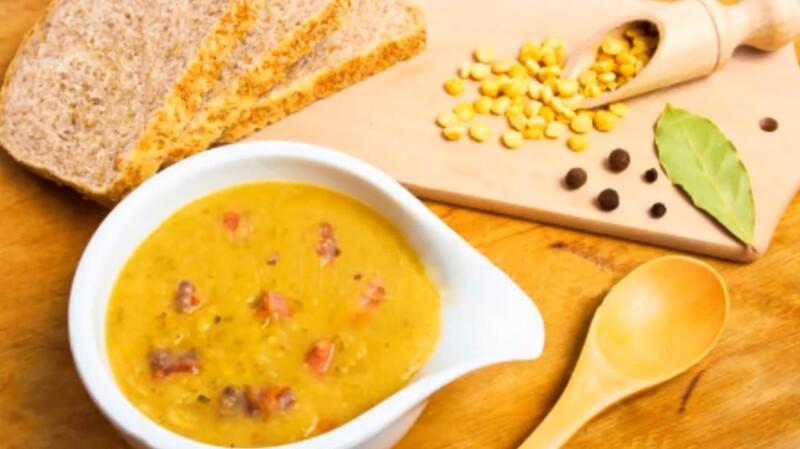 Гороховый суп по классическим рецептам