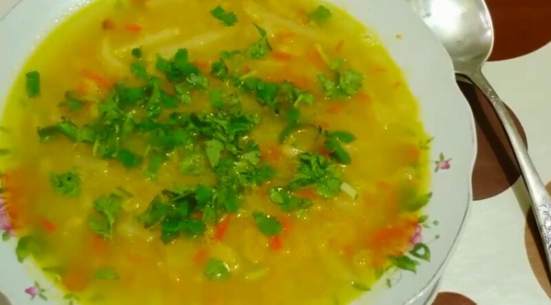Как приготовить постный гороховый суп — вкусный и простой рецепт
