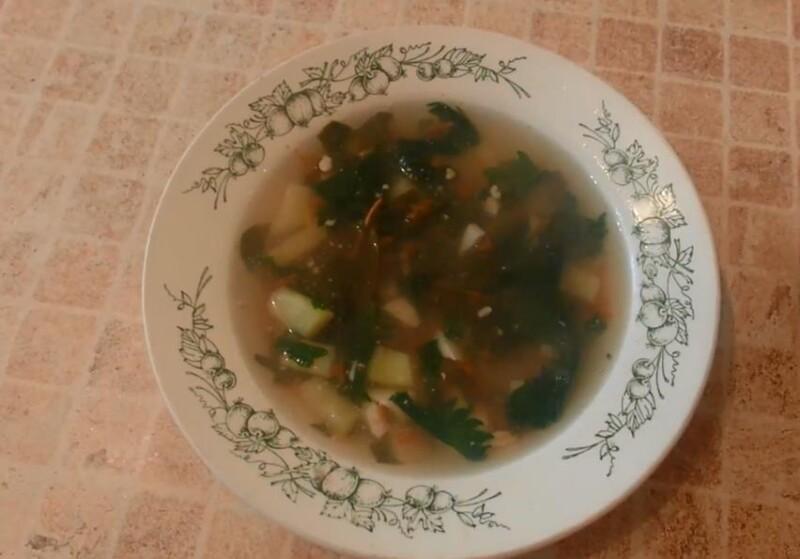 Как сварить суп из крапивы и щавеля с яйцом — классический рецепт