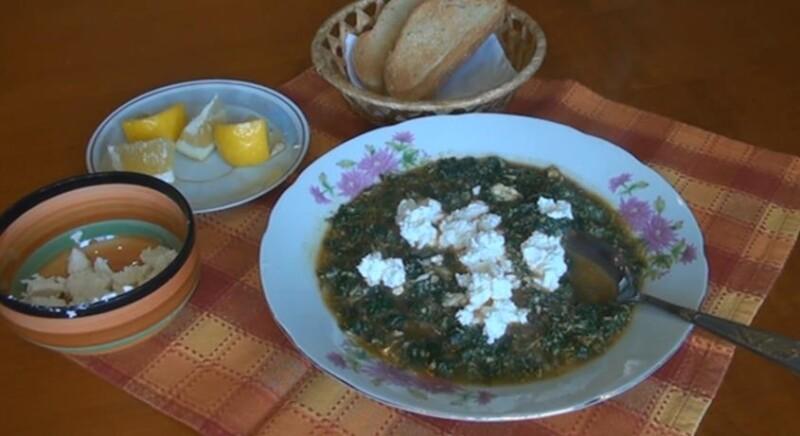 Постный суп из молодой крапивы — рецепт вегетарианского крапивного супа