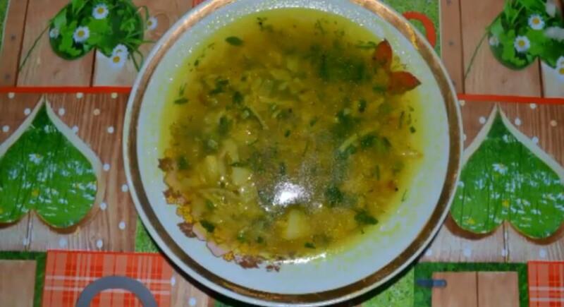 Суп из крапивы с яйцом и картофелем — рецепт с куриным мясом