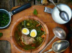Суп из крапивы с яйцом — как варить крапивный суп правильно. 8 классических рецептов супа с крапивой