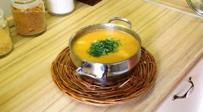 Вегетарианский гороховый суп без мяса — классический рецепт с картошкой