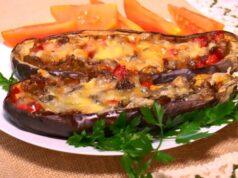 Баклажаны запеченные в духовке как приготовить быстро и вкусно