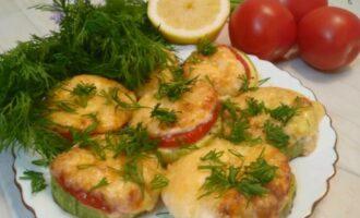 Кабачки в духовке — быстрые, вкусные и диетические рецепты фаршированных кабачков