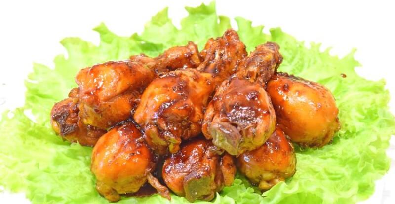 Куриные ножки в мультиварке в соевом соусе — простой и вкусный рецепт