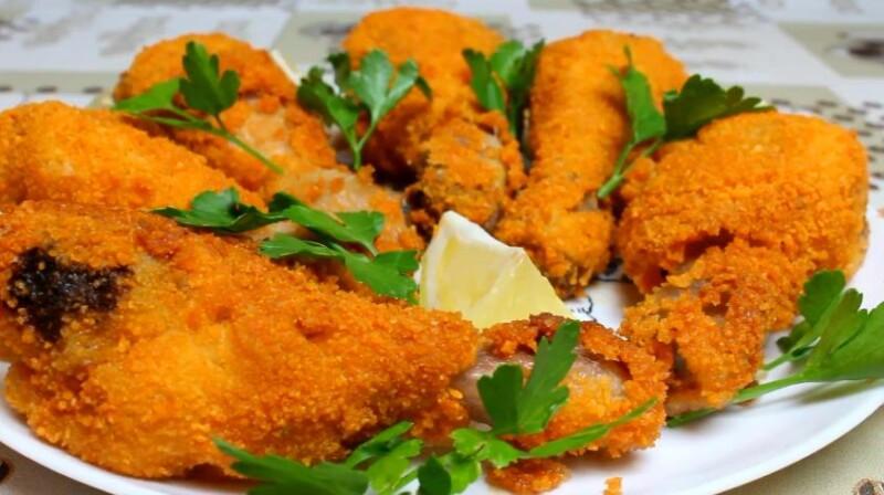 Самые вкусные куриные ножки в кляре во фритюре — рецепт как в KFC (КФС)