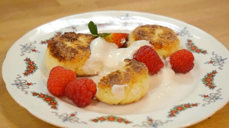 Самые вкусные сырники из творога (бабушкин рецепт)