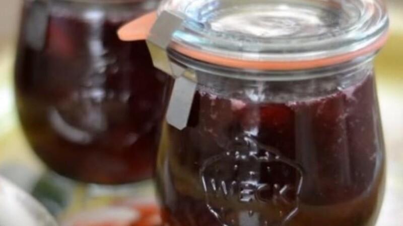Варенье из сливы на зиму — простой рецепт без стерилизации