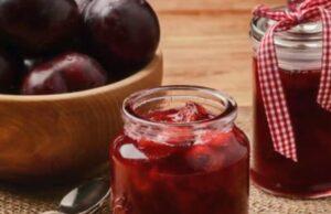 Варенье из сливы на зиму: простые рецепты сливового варенья