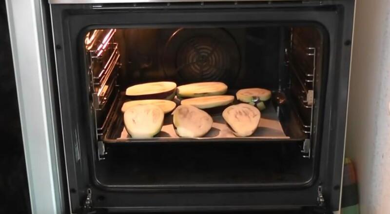 отправляем в духовку