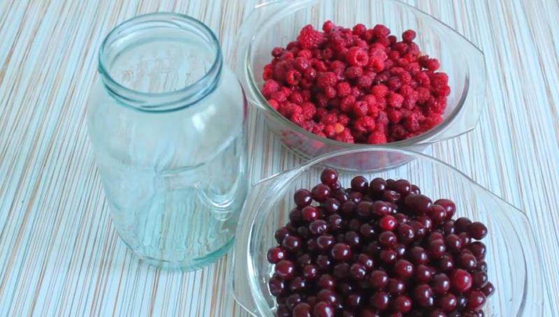 распределить ягоды