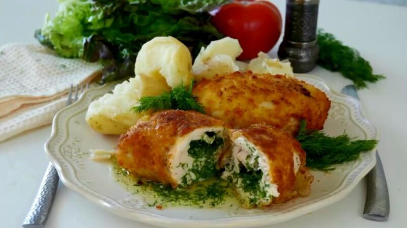 Котлеты по-киевски — 11 рецептов приготовления с пошаговыми действиями