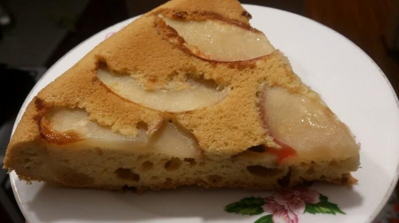 Пирог с яблоками в духовке — самый вкусный и простой рецепт