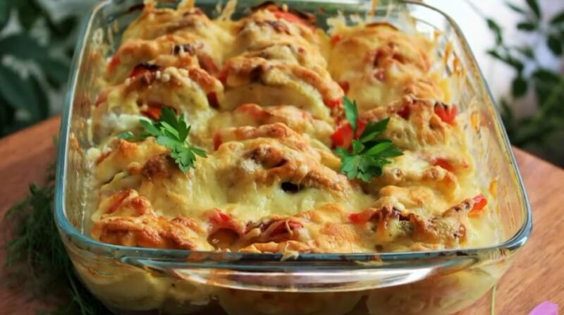 Простой рецепт кабачковой запеканки из куриного филе — полезно и вкусно