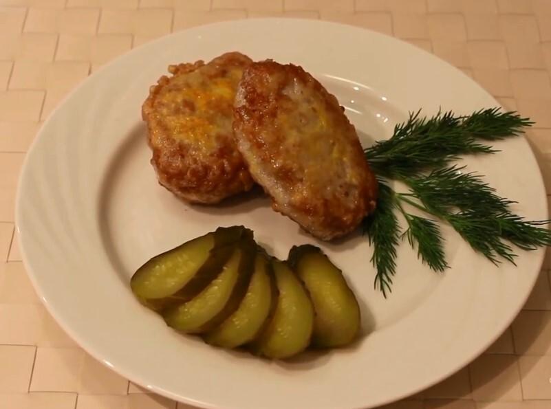 Рыбные котлеты из щуки в духовке — очень вкусный пошаговый рецепт