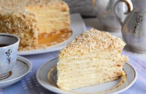 Торт Наполеон классический самые вкусные и простые рецепты советского времени