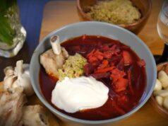 Украинский борщ — самые вкусные рецепты настоящего классического борща