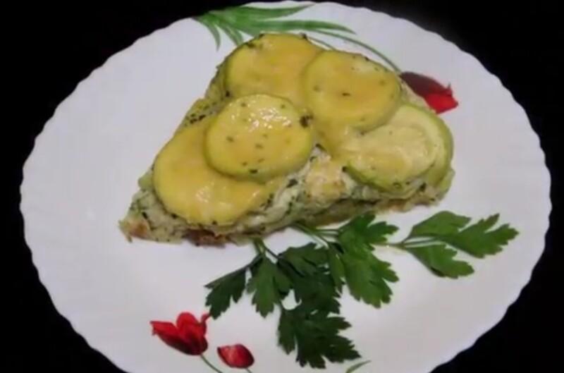Запеканка из кабачков в мультиварке с сыром — самый вкусный рецепт