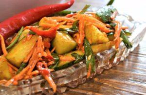 Огурцы по-корейски на зиму — самые вкусные рецепты быстрого приготовления
