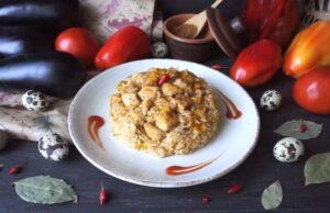 Плов с курицей — 11 рецептов вкусного и рассыпчатого плова из курицы