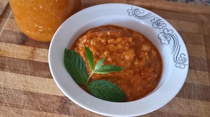 Кабачковая икра с майонезом и томатной пастой на зиму на 3 кг кабачков — самый вкусный рецепт
