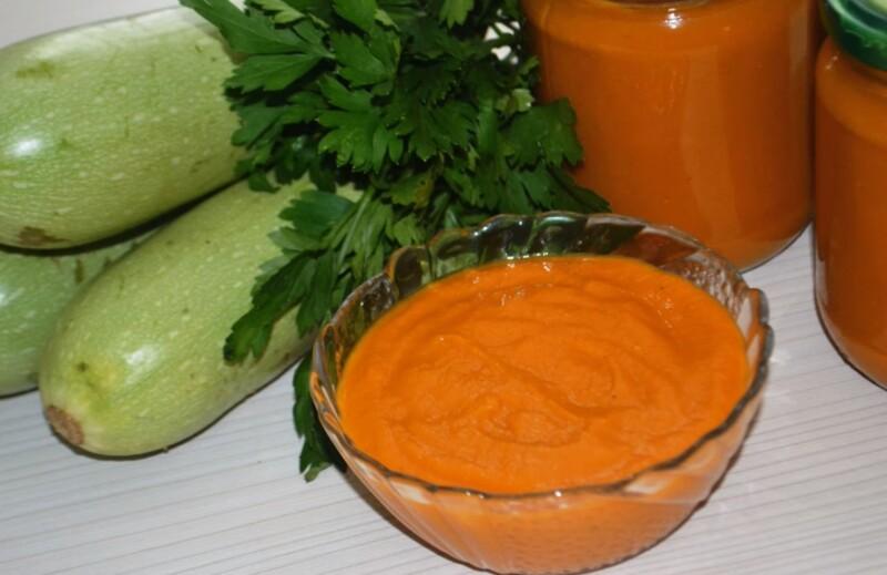 Вкусная кабачковая икра с майонезом на зиму — рецепт с томатной пастой и морковью