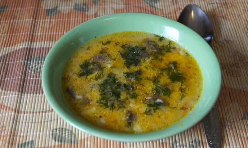 Вкусный грибной суп в мультиварке из свежих грибов шампиньонов