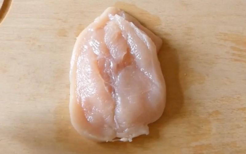 разрезаем филе