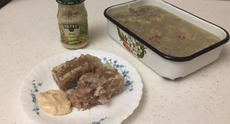 Холодец из говядины и свиных ножек — самый вкусный рецепт приготовления