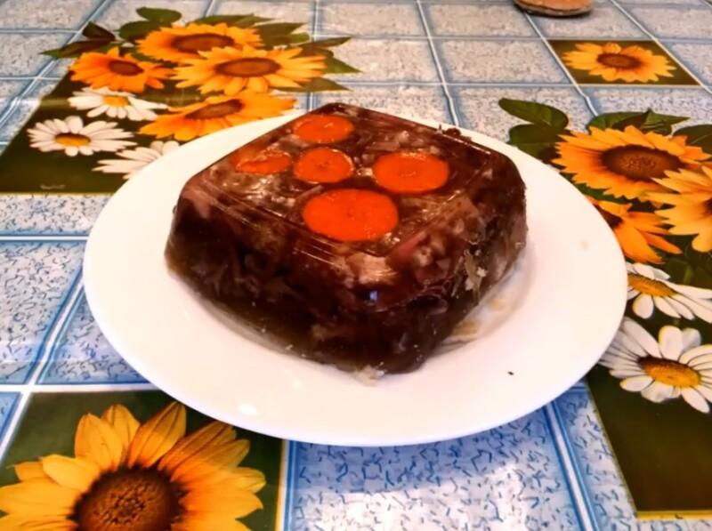 Холодец из говядины в мультиварке — вкусный рецепт приготовления