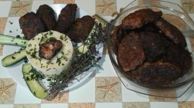 Котлеты из печени свиной — будут мягкими и сочными