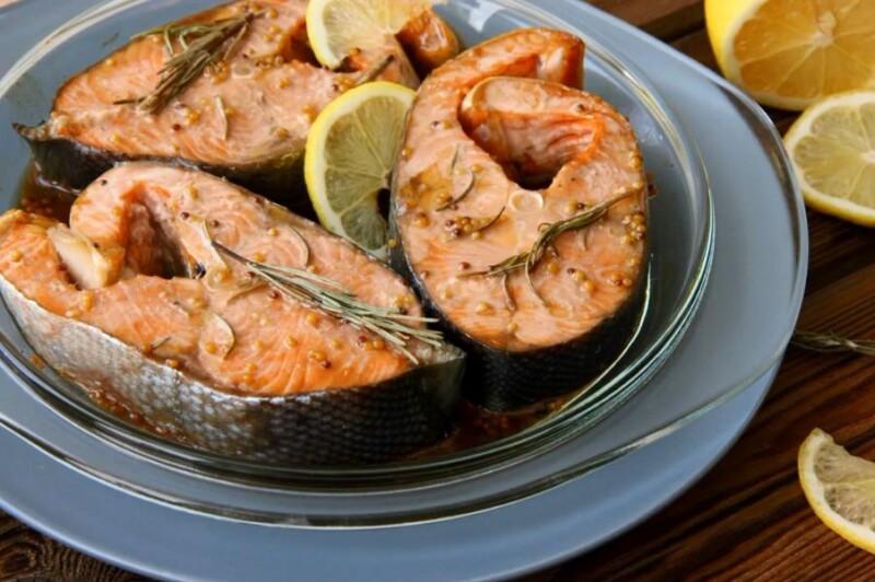 Кета в духовке — 12 рецептов, чтобы была сочная (просто и вкусно)