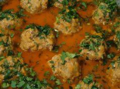 Фрикадельки с подливкой — 10 рецептов на сковороде и в духовке