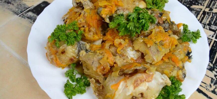 Минтай в духовке — 14 самых вкусных рецептов запеченной рыбы